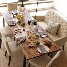 Trendy Duo Dining Room & Contemporary Sofas   www.bocadolobo.com #diningroom #thediningroom #diningarea #moderndiningtable #diningroomideas #sofas
