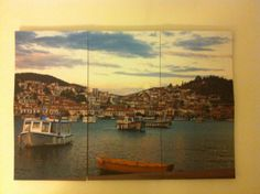 Coasters - Poros island, Greece
