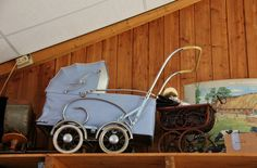 kinderwagen uit de vorige eeuw!