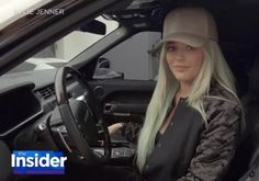 "Kylie Jenner, the 18-year-old model and latest fame rocket of the ""Keeping Up With the Kardashians"" reality show empire, gave viewers of her website a tour of her garage on Thursday, which looks nothing so much like the valet stand at a Monte Carlo casino.  Her four-car collection includes a Rolls-Royce"