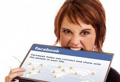 Estar conectado a Facebook vuelve infelices a las personas