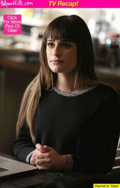 'Glee' Recap: Rachel Faces The Backlash Of Sneaking Around