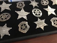Tombstone, Arizona Badges