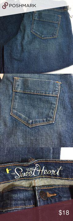 7️⃣ NET Old Navy 10 Short Jeans 10 Short. New Old Navy Jeans Straight Leg
