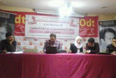 احداث المغرب والعالم اليوم الأساتذة المتدربون لبلمختار.. سنواصل الإحتجاج إلى حين إسقاط  المرسومين