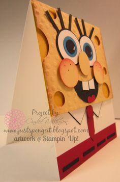 Just Sponge It: SpongeBob Square Pants!