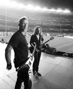 James, Kirk - -Metallica