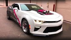 Magnuson TVS 2650 Supercharged Chevy Camaro SS with 1150 RWHP Find out more!