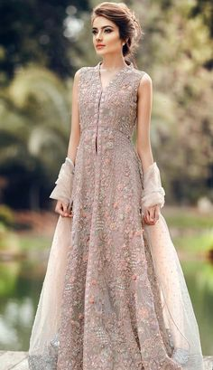 Asian party wedding outfit wear