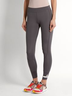 90b0757dc8 Adidas By Stella McCartney Essentials 7/8-length performance leggings  Fitness Style, Fitness