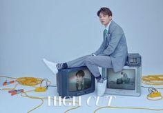 'High Cut' unveils more photos of SHINee's Minho | allkpop.com