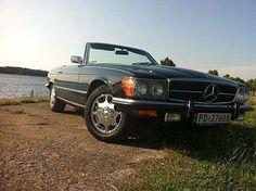 Mercedes-Benz SL 450   NY PRIS  1972, 116000 km, kr 115000,-