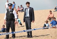 PHOTO OF THE DAY - 17th December 2015:   David Tennant in Broadchurch (2013)