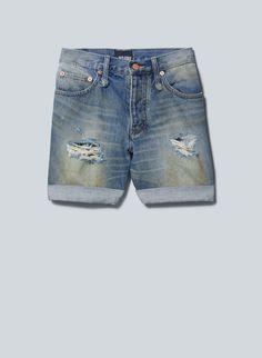 Wilfred Free Franzi Shorts, on sale now at Aritzia.com. #denim