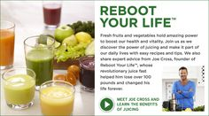 reboot your life, try 30 day cleanse .