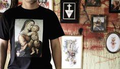 Camiseta IYAVË 4 de Cerezo.