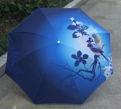 arts umbrella / painting umbrella / foldable umbrella-in Umbrellas from Home…