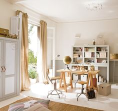 The perfect space for outdoorsy kids