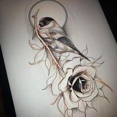 Resultado de imagem para neo traditional desenhos para tatuagem