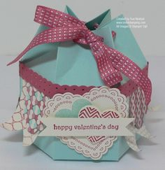 Valentine's Day treats using the Hearts a Flutter stamp set