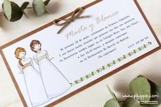 pihippie - recordatorios de comunión y bautizo personalizados Place Cards, Place Card Holders, Vestidos, First Holy Communion, Printables