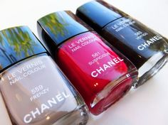 Fall 2012 Nail Polish Trends- Hot colors for fall!