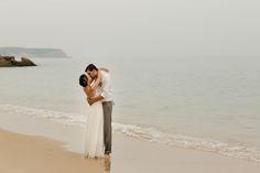 algarve beach wedding
