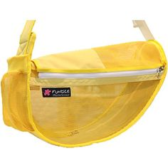I just bought this and love it. FUNDLE pet sling Cool Carrier Bag Adjustable Strap Seethrough (Standard) (YELLOW) . you can see what others said about it here http://bridgerguide.com/fundle-pet-sling-cool-carrier-bag-adjustable-strap-seethrough-standard-yellow/