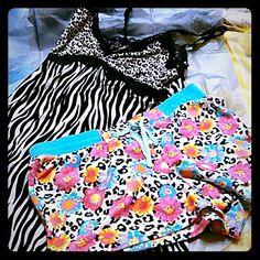 ?? clothes Note time clothes.  Joe boxer shorts lingerie Joe boxer Intimates & Sleepwear Pajamas