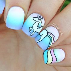 Unicorn design by @Ane_Li