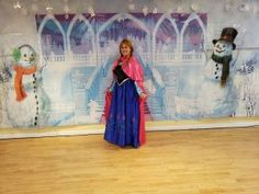Frozen Angels From the Realms of Glory Christmas Carol Dance How To | Adventures In Dance Anna