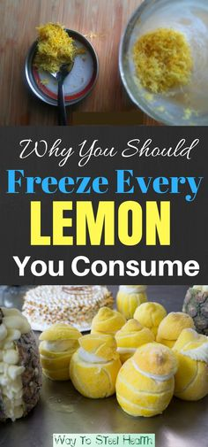 "You surely have already heard about the method of freezing lemons, but if you do not know the health benefits of this procedure, you must read on.  ""A new study has shown for the first time how limonoids, natural compounds present in lemons and other citrus fruits, impede both ER+ and ER- breast cancer cell... Continue Reading →"