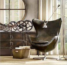 Idustrial Home Design   ... Industrial Interior Design Ideas : Industiral Interior Design Ideas 17