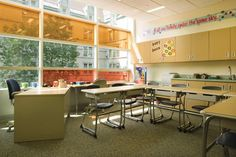 Image 7 of 17 from gallery of The Reece School / Platt Byard Dovell White Architects. Photograph by Jonathan Wallen