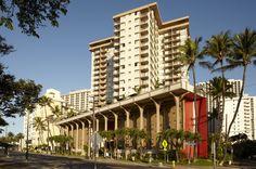 Queen Kapiolani Hotel #Hawaii #Waikiki #AquaHotels