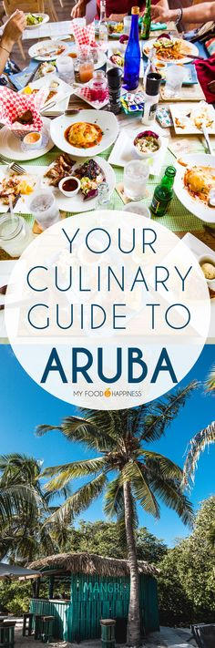This is your tasty guide to Aruba: local food you must try, restaurant recommendations and how to experience the best of the local cuisine. If you are wondering what to eat in Aruba and where to eat, read ahead. Aruba Caribbean, Caribbean Vacations, Vacation Trips, Dream Vacations, Aruba Restaurants, Aruba Honeymoon, Cruise Travel, Asia Travel, Y Food