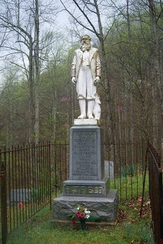 "William Anderson ""Devil Anse"" Hatfield (September 9, 1839 – January 6, 1921)"