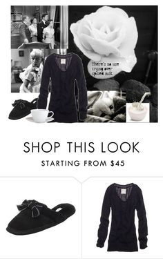 """Let's cuddle and watch old movies"" by velvetnatasha ❤ liked on Polyvore featuring Patricia Green, Aerie and SUOMI"