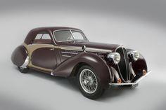 1938 Delahaye 135 2 Door - 2 Seat Coupe