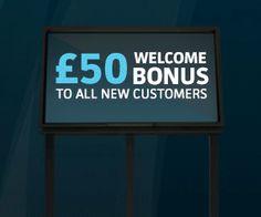 BetVictor Free £50 Bonus