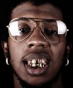 """Trinidad Jame$ (born Nicholas Williams), (also Trinidad James), Trinidadian-born American rapper. He is best known for his hits All Gold Everything & Females Welcome. He has been accused of making what people call 'ratchet music', with his single All Gold Everything being known as the Ratchet Anthem. He also has been accused of faking his image, which has often been compared to Martin Lawrence's Martin TV show character, Jerome (the pimp).  """"Popped a molly, now I'm sweatin', woo"""""""