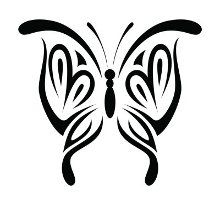 A butterfly tattoo is delicate and graceful. Being one of the most meaningful and beautiful tattoos today, it is highly favored by women. Here is a detailed information on the tattoo meaning, along with pictures. Tribal Arm Tattoos For Men, Butterfly Tattoos For Women, Small Butterfly Tattoo, Butterfly Tattoo Designs, Arm Tattoos For Guys, Butterfly Template, Tattoo Design Drawings, Stencil Patterns, Tattoos With Meaning