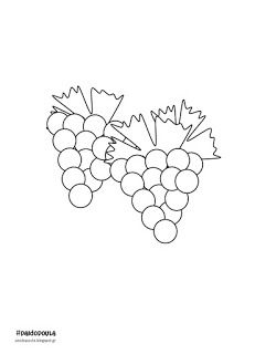 #paidopoula: 😸 Ζωγραφιές με τα φρούτα του Φθινοπώρου