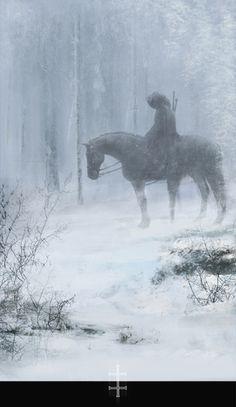 ein Wintertagstraum (a winter's daydream) by Eve Ventrue