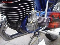 zundapp Speciaal engine Rat Bikes, Bike Engine, Motorcycle Manufacturers, 50cc, Mopeds, Cars And Motorcycles, Motorbikes, Vw, Engineering