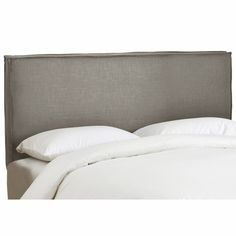 Beale Headboard in Gray at Joss & Main