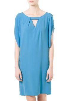 Laurel - Sukienka koszulowa - niebieski