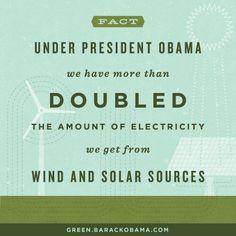 Support Obama wind & solar sources