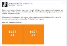 Do Multi-Image Facebook Posts Lead to Increased Reach and Engagement