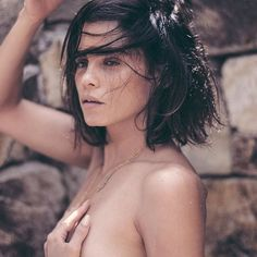 Pin for Later: 30+ Celebrities You've Definitely Seen Naked on Social Media Jenna Dewan Tatum Jenna was more than proud to share a topless photo taken by Channing Tatum.
